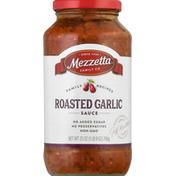 Mezzetta Sauce, Roasted Garlic