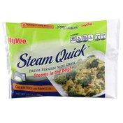 Hy-Vee Steam Quick Fresh Frozen Side Dish