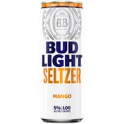 Bud Light Hard Seltzer Mango, Can