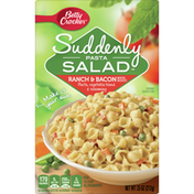 Betty Crocker Suddenly Pasta Salad, Ranch and Bacon, Dry Meals