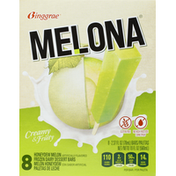 Melona Dessert Bars, Honeydew Melon
