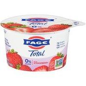 FAGE Milkfat Greek Strained Yogurt with Strawberry