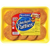 Redi Serve Family Pack Breaded & Cooked Chicken Patties