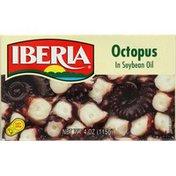 Iberia Octopus in Soybean Oil