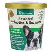 NaturVet Advanced Probiotics & Enzymes