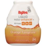 Hy-Vee Orange Tangerine Liquid Water Enhancer