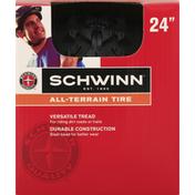 Schwinn Tire, All-Terrain, 24 Inch