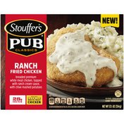 Stouffer's Pub Classics Ranch Fried Chicken Frozen Meal