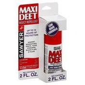 Sawyer's Insect Repellent, Maxi Deet