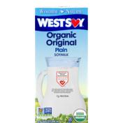 Westbrae Natural Westsoy Organic Original Soymilk Plain
