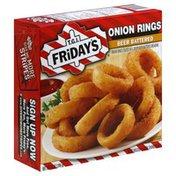 TGI Fridays Onion Rings, Beer Battered