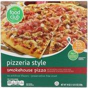 Food Club Pizzeria Style Smokehouse Pizza