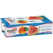 Yoplait Original Harvest Peach/Watermelon Limited Edition Low Fat Yogurt