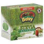 Batey Sweetener, Stevia, Natural