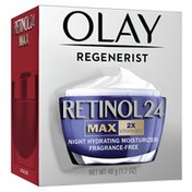 Olay Regenerist Retinol 24 MAX Night Face Moisturizer