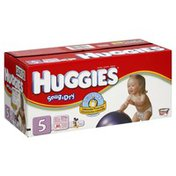 Huggies Diapers, Size 5 (Over 27 lbs), Disney