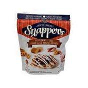 Snappers Peppermint Fudge Pretzels