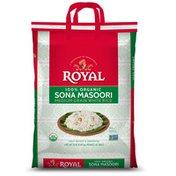 Royal Sona Masoori Organic Rice