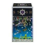 Stash Tea Green Tea, Premium, Merry Mint