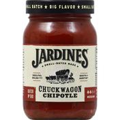 Jardines Salsa, Chuckwagon Chipotle, Medium