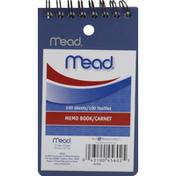 Mead Memo Book, 100 Sheets