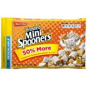 Malt-O-Meal Frosted Mini Spooners Cereal