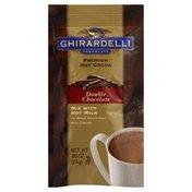 Ghirardelli Hot Cocoa, Premium, Double Chocolate
