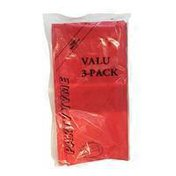 Red Table Cover Value Pack