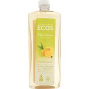 ECOS Dish Soap, Bamboo Lemon, Plant Powered