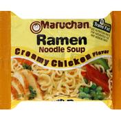 Maruchan Noodle Soup, Creamy Chicken Flavor