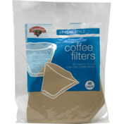 Hannaford #4 Cone Style Coffee Filters