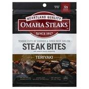 Omaha Steaks Steak Bites, Teriyaki