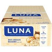 Luna White Chocolate Macadmia