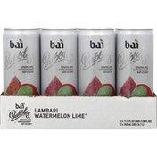 Bai Antioxidant Beverage, Lambari Watermelon Lime