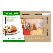 Home Chef Adobo Chicken Enchiladas Meal Kit