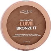 L'Oreal Bronzer, Bronze It, Light 01