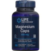 Life Extension Magnesium Capsules
