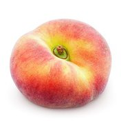 White Donut Peaches