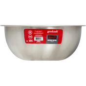 GoodCook Mixing Bowls, Stainless Steel