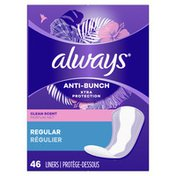 Always Anti-Bunch Xtra Protection Regular Absorbency Scented