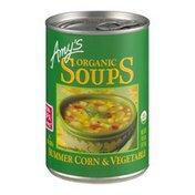 Amy's Kitchen Organic Soups Summer Corn & Vegetable