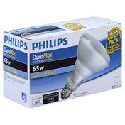 Philips Light Bulbs, Flood, 65 Watts, Value Pack