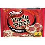 Totino's Party Pizza, Classic Pepperoni (frozen)