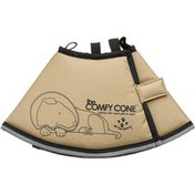 Comfy Cone Small Tan Pet Recovery Collar