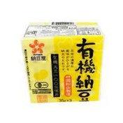 Nattoya Youki Konbu Natto 3 Ct