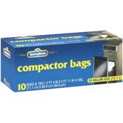 Springfield Compactor With Ties 20 Gallon Size Bags