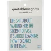 Quotable Magnets, Dance