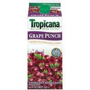 Tropicana Grape Punch Juice Drink
