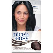 Clairol Nice 'N Easy Permanent Hair Color 2BB Natural Blue Black 1 Kit Female Hair Color