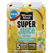 Minute Maid Juice Drink, Tropical Punch
